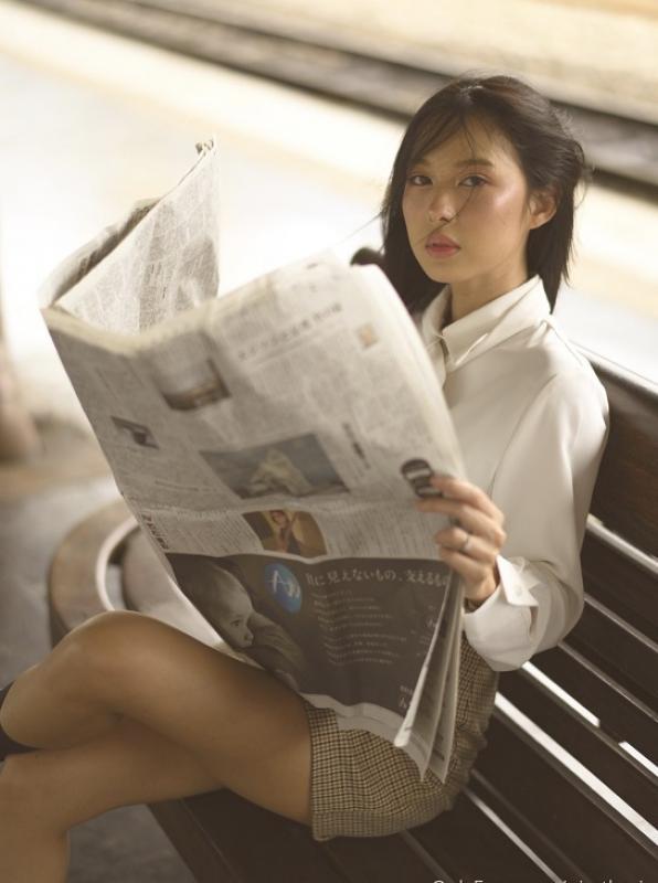 泰国网红模特Tharinton(nimtharin)福利视频合集184P12V-福利好好看