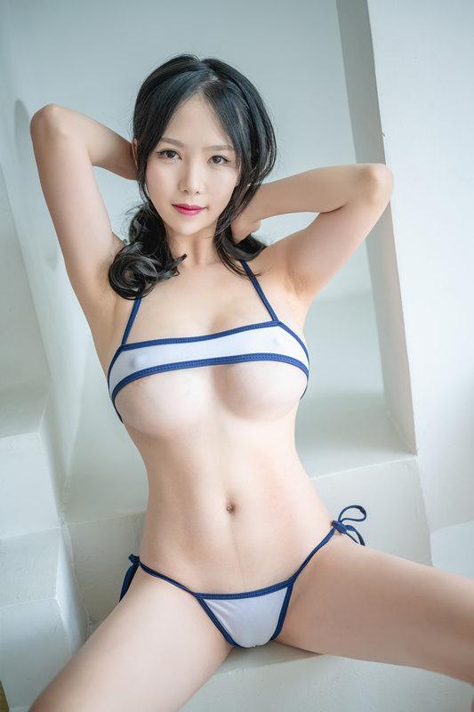 抖娘-利世NO.053激凸第四弹蓝色[40P]-福利好好看