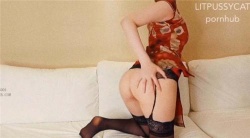 P站极品史诗名器女神[Litpussycatt]-夜上海黑丝旗袍媚娘[1V/672MB]-福利好好看