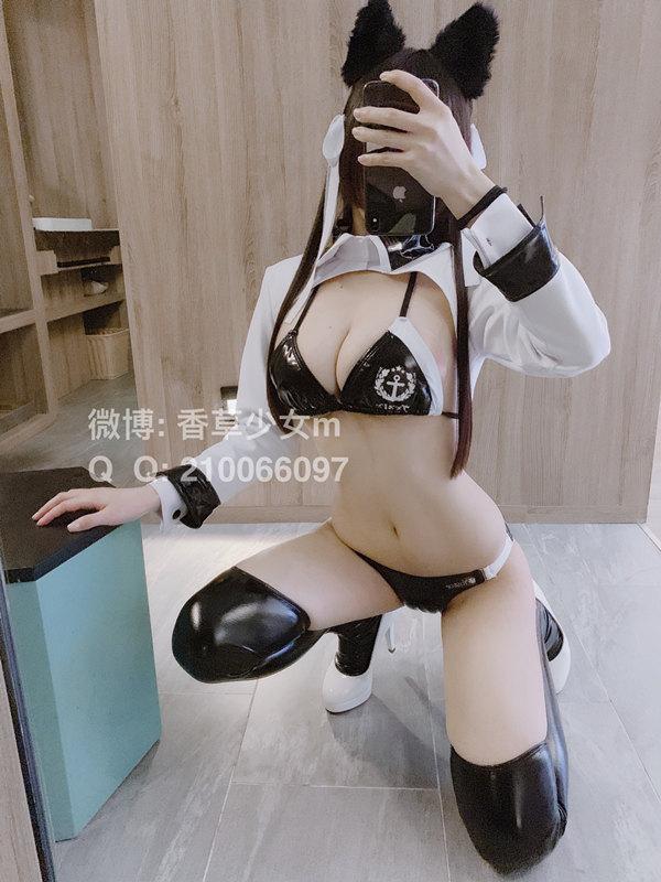 香草少女m-碧蓝航线爱宕[47P1V]-福利好好看