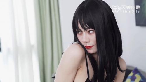 天美传媒TM0077原版我的女神是老板小三黑丝制服女神李潇潇[MP4/1G]-福利好好看
