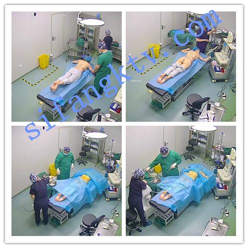 [破解摄像头]整形医院抽脂全身麻醉,任人摆布4-福利好好看