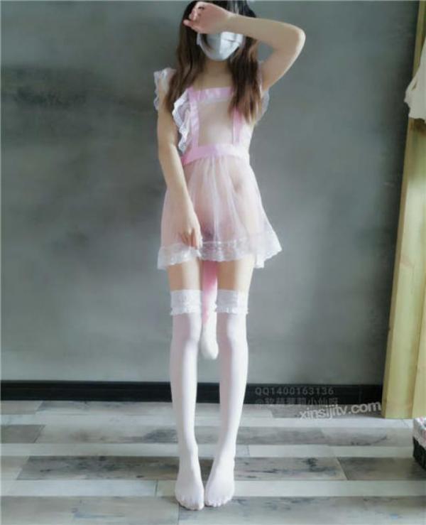 软萌萝莉小仙-狐尾透明女仆装[88P+1V/823MB]-福利好好看