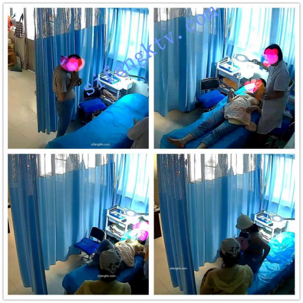 [破解摄像头]老中医给哺乳期孕妇按摩乳房催乳汁-福利好好看