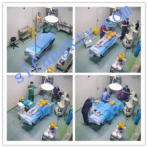 [破解摄像头]医院整形麻醉抽脂任由医护手机近拍玩弄-福利好好看