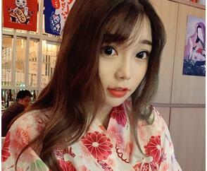 微博人气网红芝芝私人福利 538P66V