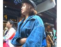 【CD抄底】WM唯美系列29-30-两条内裤的帽子美女和骚丁洋妞