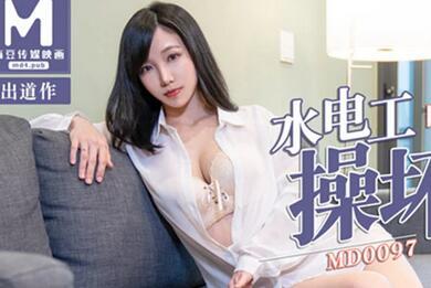 【麻豆传媒】MD0097-水电工c坏少妇 肉棒大扳手专修水外漏【1V/383M】