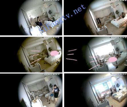 360最新流出大学附近宾馆全景(白床房)8月全月内容!