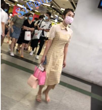 【CD抄底】精品国产bgg系列-ht648-650-偷拍小姐姐结果被发现了