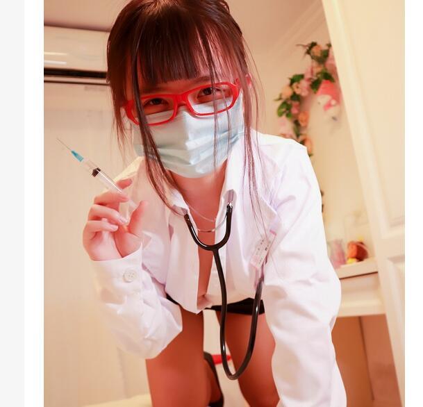 工口糯米姬最新作品-保健室 97P1V