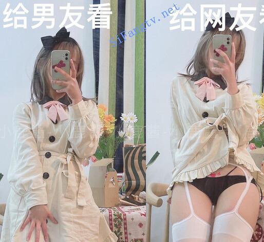 超火推特女神【小鹿酱】最新私拍超大尺度,小美鲍超水嫩