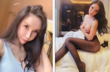 [精品视频] 极品网红女神『陈怡曼』无内黑丝诱惑不停[1V/400MB]
