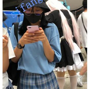 【CD原创】Tian-4K超清cd抄底漫展lo裙JK小姐姐