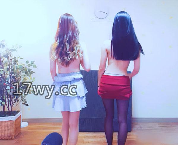 韩国网红女主播双人裸舞练习视频福利资源
