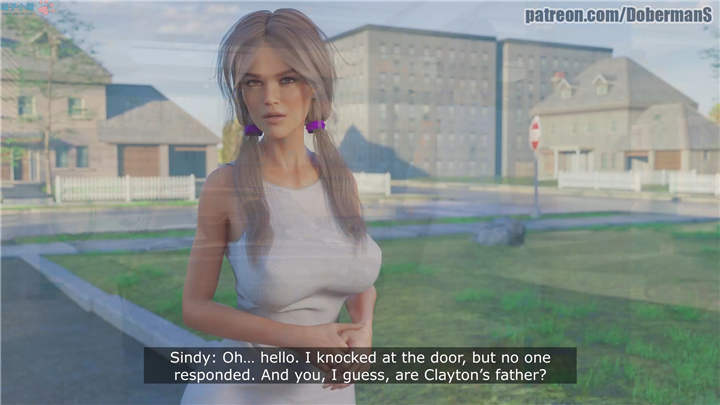 """【淫妻】美娇妻和隔壁黑人老爹 """"Sindy. Episode 8""""[1V/456MB]"""