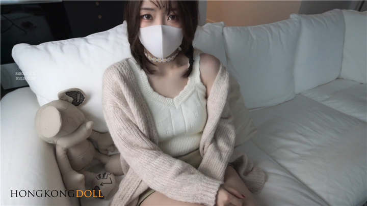 P站网红『HongKongDoll』最新力作 - 玩偶姐姐甜美游戏陪玩[1V/855MB]