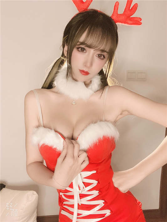 过期米线线喵 - 圣诞特辑[39P/1V/428MB]