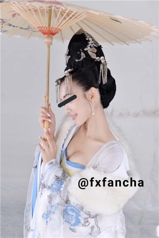 推特 - fxfancha-哟嚯 [7V/48P/448MB]