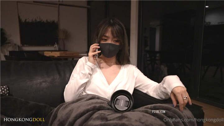 最新超火香港网红美少女▌HongKongDoll ▌新作 - 深林秘境前篇-0 她的妄想[1V/1.58G]