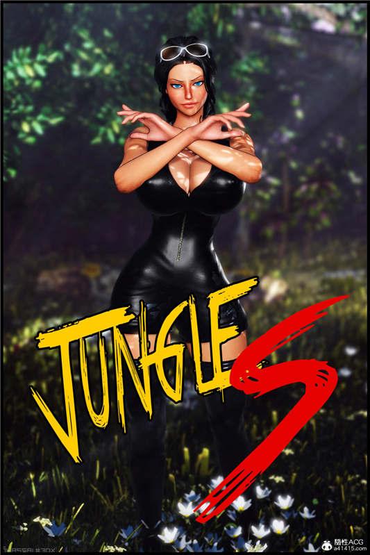 Jungle S+Esperanza[妮可羅賓][279P/229MB]
