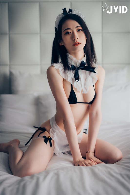 JVID 阿黎 - 超甜美女僕降臨![131P/1V/953MB]