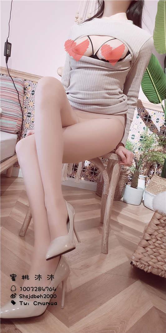 沐沐睡不着 - 爆乳开胸毛衣[39P/2V/982MB]